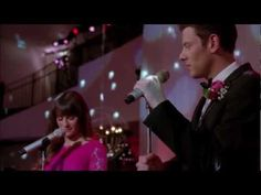 """R.I.P. Cory Monteith (May 11, 1982 – July 13, 2013) — Cory & Lea Michele """"We've Got Tonight"""" from Glee"""
