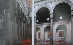 san lorenzo brunelleschi interno - Cerca con Google