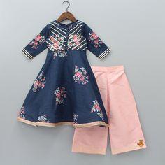 Girls Dress Pic, Toddler Girl Dresses, Little Girl Dresses, Baby Summer Dresses, Baby Dresses, Girls Dresses, Kids Dress Patterns, Frock Patterns, Baby Girl Frock Design
