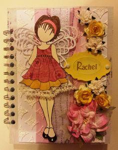 Prima Doll Journal - Scrapbook.com
