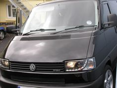 VW T4 angel eyes