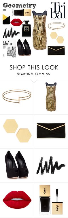 """Geometry -"" by ro-cargnelutti ❤ liked on Polyvore featuring Madewell, Giuseppe Zanotti, Lime Crime, Yves Saint Laurent, outfit, Elegant, rockerchic and women"