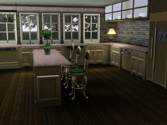 Anmer Hall kitchen #Sims3 #TheRoyals Prince William Family, Prince William And Catherine, Royal House, My House, Norfolk House, Anmer Hall, Windsor Park, Cambridge House, Royal Residence