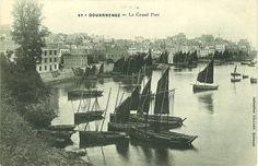 Chaloupes sardinières aux Plomarc'h, Douarnenez