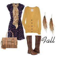 Fall Fashion Outfits | outfit de outono