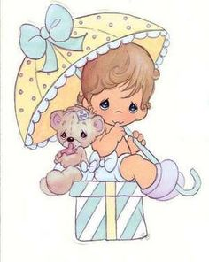 Precious Moments Birthday Clip Art | precious moments baby