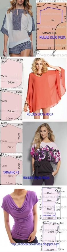 use the cold shoulder pattern on the black border blouse try using a pattern fabric for piping - PIPicStats
