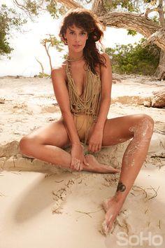 Sohot3New: Angie Cepeda en Revista SoHo