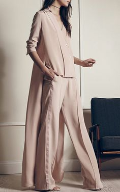 Anatoli Silk Blouse by HELLESSY for Preorder on Moda Operandi