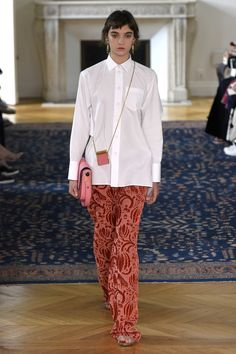 Valentino | Ready-to-Wear Spring 2017 | Look 7