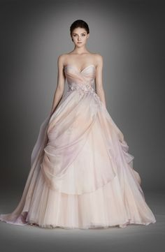 Sweetheart Princess/Ball Gown Wedding Dress  with Natural Waist in Silk Organza. Bridal Gown Style Number:33261603