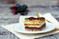 Food Cakes, Something Sweet, Nutella, Tiramisu, Cake Recipes, Fancy, Dishes, Ethnic Recipes, Desserts