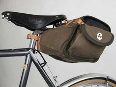 Acorn bike bags