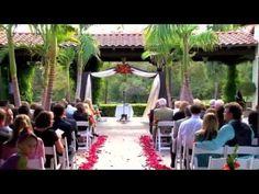 Real Wedding at Wedgewood Fallbrook. This beautiful Wedding Venue is near Temecula in North San Diego County.