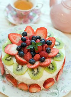 home made cake | Flickr - Photo Sharing!