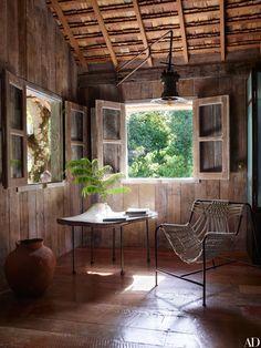 Go Inside Anderson Cooper's Trancoso, Brazil, Vacation Home