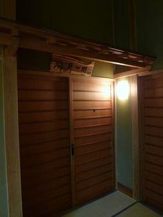 """Camera di """"Kashiwaya-Honten""""(Hotel), Bessyo-Onsen(Terme), Ueda Nagano Japan"""