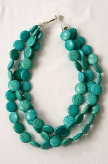#diy statement necklace