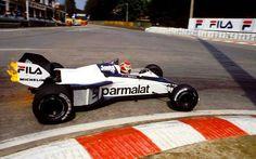 Nelson Piquet - Brabham - Spa Francorchamps, Belgian Grand Prix - 1983
