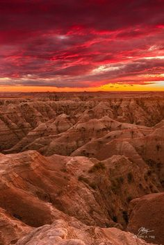 Badlands National Park South Dakota. | Most Beautiful Pages