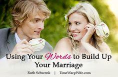 Using Your Words to Build Up Your Marriage https://twitter.com/NeilVenketramen