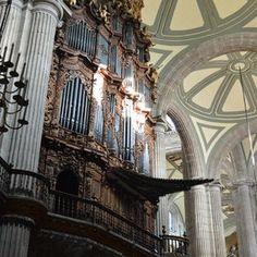 Aicayn | 500px  Órgano de la Catedral de México