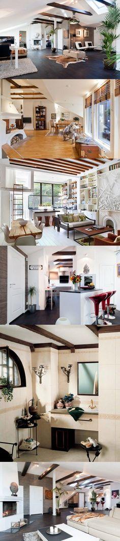 Scandinavian Interiors, Granada, Home Interior Design, Tiny House, Homes, Mansions, House Styles, Ideas, Home Decor