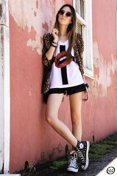 FashionCoolture - 24.12.2012 t-shirt Aluska Romwe sneaker spiked studded Kafé leopard blazer (1)