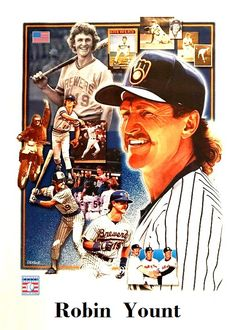 Milwaukee Brewers, Robin, Baseball Cards, Sports, Vintage, Hs Sports, Excercise, Robins, Sport