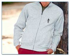 SeaHorse-Collection, men's quilted zip jacket, 59,99€