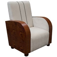 Art Deco Orleans Chair