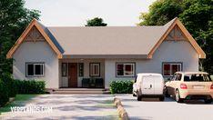 Descargar ▶ Planos de casas con medidas en Autocad ¡Gratis! ☑️ Autocad Gratis, Interior Exterior, Shed, Outdoor Structures, Transformers, Mary, Mountains, Templates, Cottage House Plans