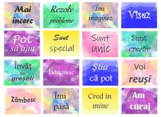 Growth Mindset Posters in Romanian by Ema La Scoala Dinosaur Classroom, Classroom Rules, Growth Mindset Posters, Kids Calendar, After School, Motivation Inspiration, Counseling, Psychology, Homeschool