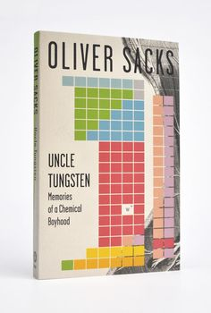 Oliver Sacks Book Cover Design by Cardon Webb