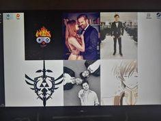 """Gefällt 33 Mal, 4 Kommentare - エリサ (@ylieschen) auf Instagram: """"I love my background! 😄💜💜 [#phil #phillaude #ytitty #og #oguzyilmaz #tc #matthiasroll #gronkh #erik…"""""""