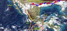 Norbert se degrada a ciclón post-tropical