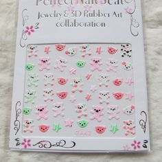 Aliexpress.com : Buy 1PC GA32 Nail Art Cute Candy Sticker Nail Art Sticker from Reliable sticker outlet suppliers on Symbols' Retail Store   Alibaba Group