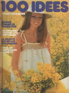 French Magazine, Dress Sewing Patterns, Crochet, Flower Power, Free Pattern, Diy Crafts, Summer Dresses, Boho, Flowers