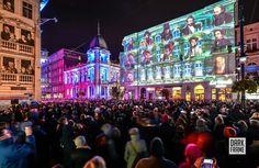 Łódź Poland Light Move Festival Arts And Entertainment, Poland, Times Square, Entertaining, City, Travel, Viajes, Cities, Destinations