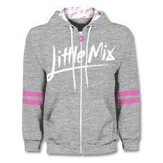 Little Mix: Little Mix Salute All Star Grey Hoodie