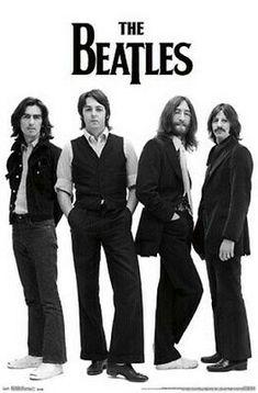 Foto Beatles, Beatles Poster, Beatles Photos, Beatles Books, Beatles Art, Black And White Baby, Black And White Posters, John Lenon, The White Album
