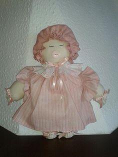 pupa di pezza#bambola di pezza #rag doll#creative sewing
