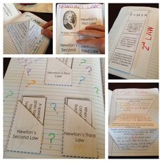 Newton's+Laws+Foldable
