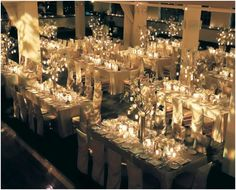 Winter Wonderlands wedding reception ideas. http://www.modwedding.com/2013/03/15/winter-wonderlands-that-give-us-chills-2/ #wedding #weddings #reception #centerpieces