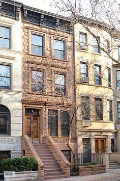 Brown Harris Stevens   Luxury Residential Real Estate: 145 West 88th Street, Upper West Side, New York City - $6,999,995