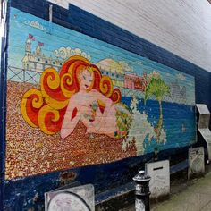 Brighton street art, UK