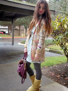 Compass Lane Chic: Drizzly Saturday