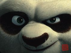 kung fu panda 2 po screenshot pics | Kung-fu-panda-po-closeup-wallpaper