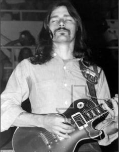 Dickey Betts, The Allman Brothers