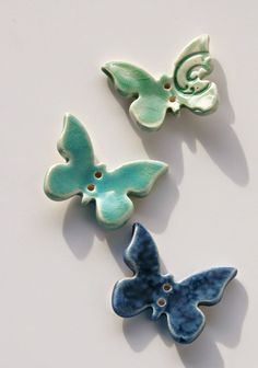 Tendance Joaillerie 2017 – art-AB: Pani to za tanio sprzedaje! Ceramic Jewelry, Ceramic Beads, Ceramic Clay, Clay Beads, Clay Jewelry, Polymer Clay Projects, Clay Crafts, Ceramic Poppies, Ceramic Animals